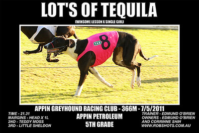 Appin_070511_Race12_Lots_Of_Tequila