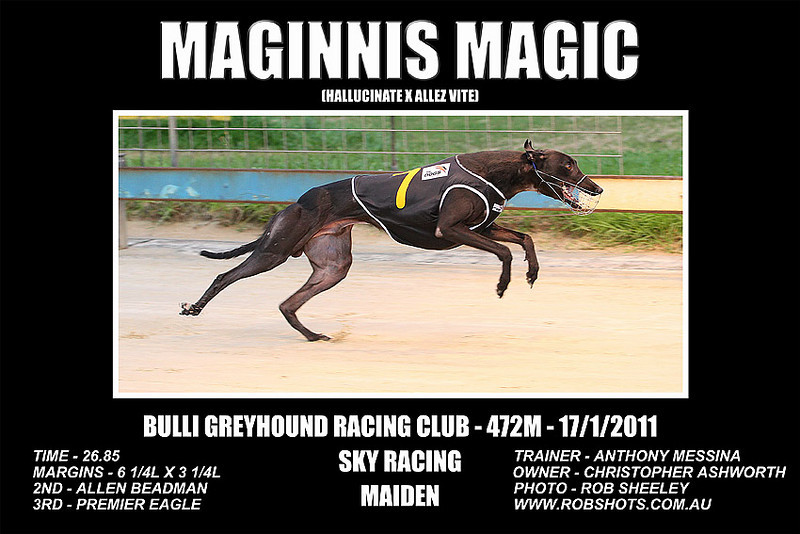 Bulli_170111_Race01_Maginnis_Magic
