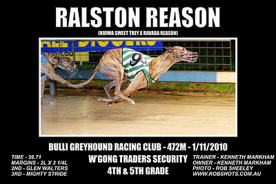 Bulli_011110_Race05_Ralston_Reason