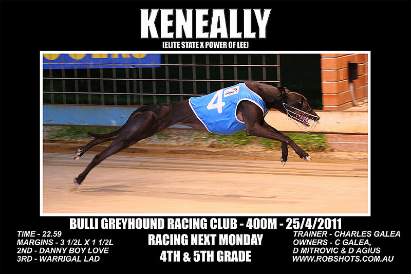 Bulli_250411_Race10_Keneally