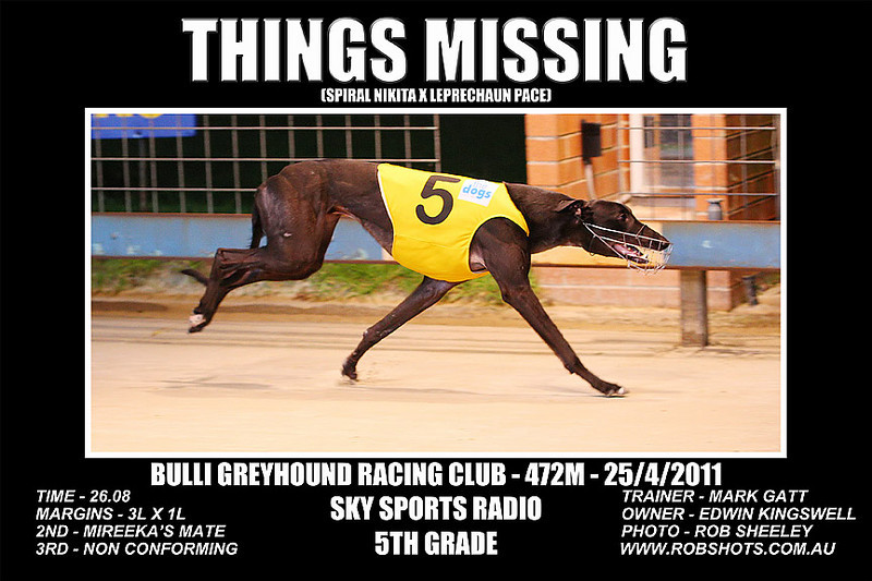 Bulli_250411_Race07_Things_Missing