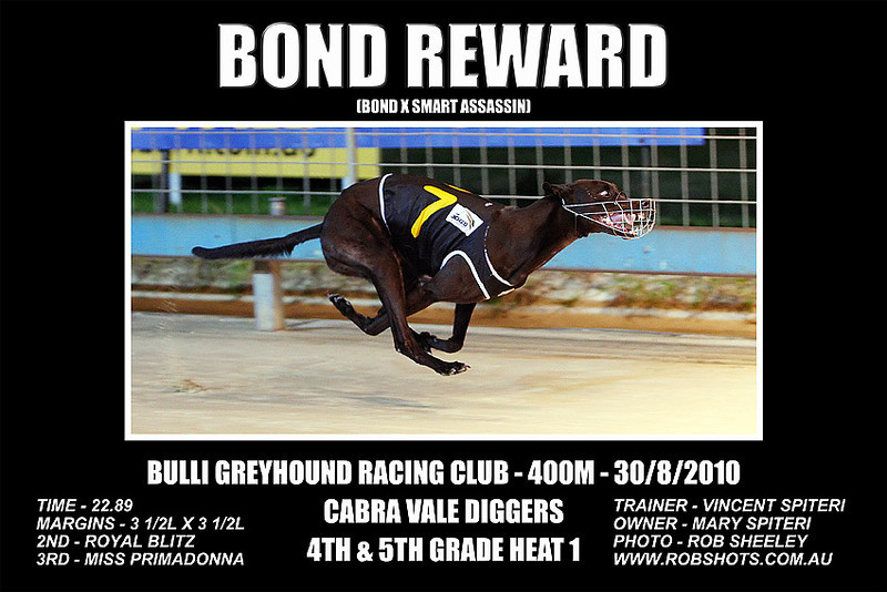 Bulli_300810_Race08_Bond_Reward