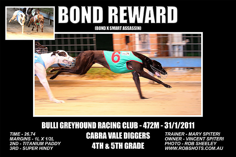 Bulli_310111_Race08_Bond_Reward