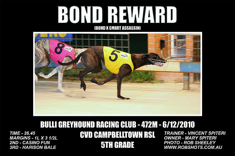 Bulli_061210_Race06_Bond_Reward