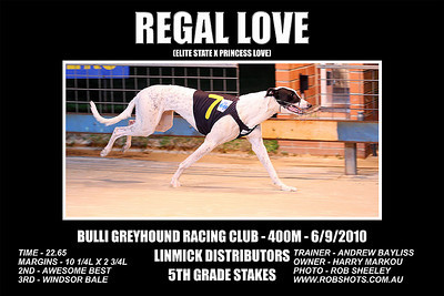 Bulli_060910_Race09_Regal_Love