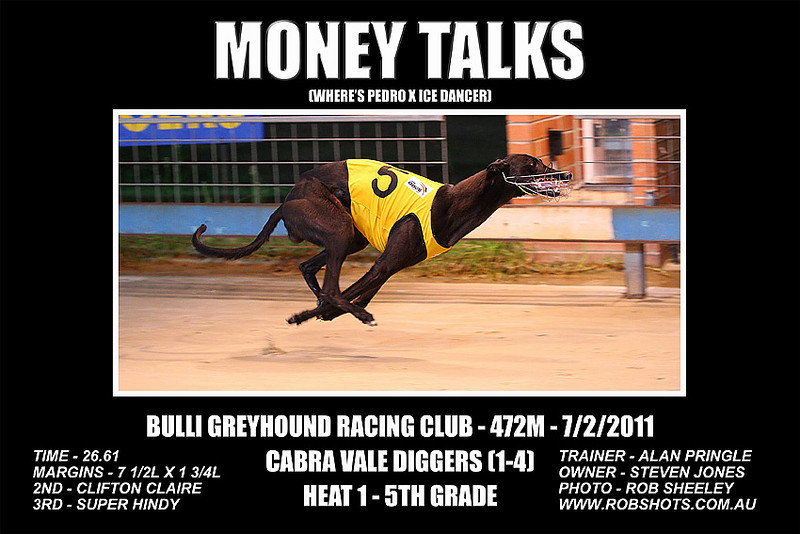 Bulli_070211_Race04_Money_Talks