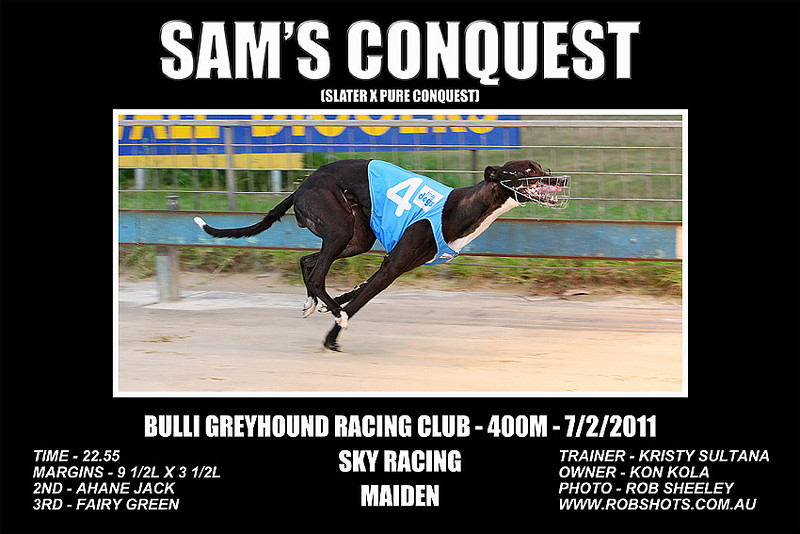 Bulli_070211_Race01_Sams_Conquest