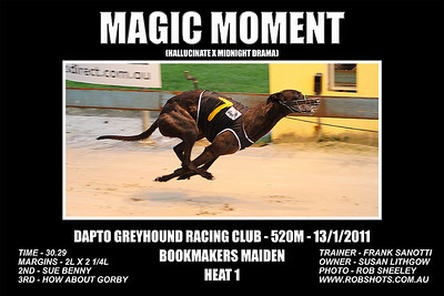 Dapto_130111_Race01_Magic_Moment