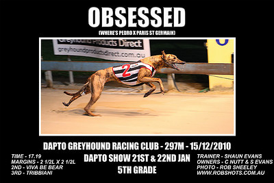 Dapto_151210_Race10_Obsessed
