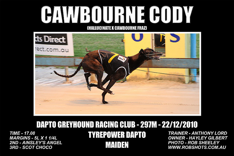 Dapto_221210_Race02_Cawbourne_Cody