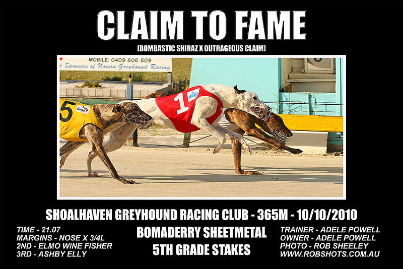 Nowra_101010_Race10_Claim_To_Fame