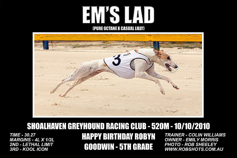 Nowra_101010_Race05_Ems_Lad