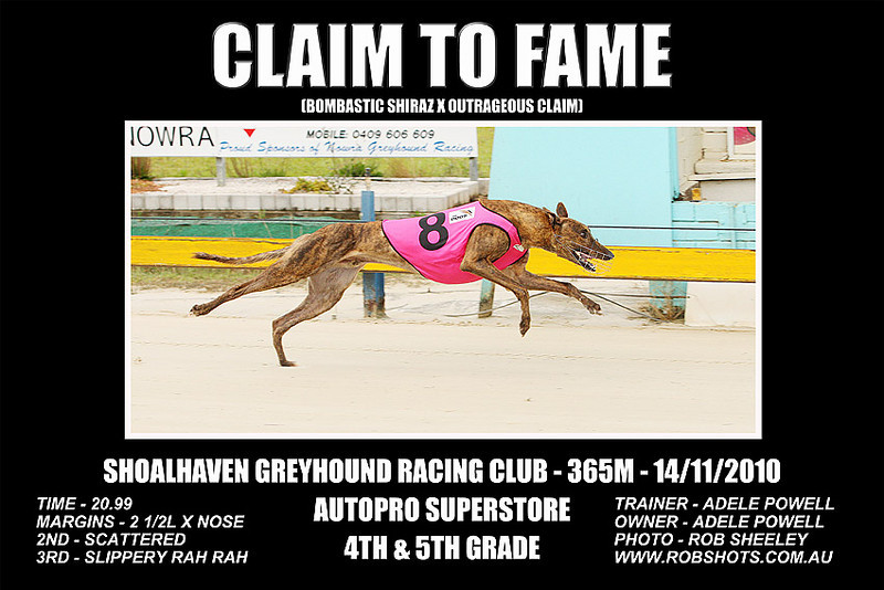 Nowra_141110_Race07_Claim_To_Fame