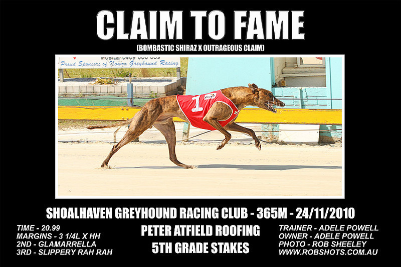 Nowra_241110_Race02_Claim_To_Fame