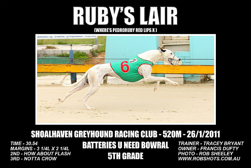 Nowra_260111_Race07_Rubys_Lair