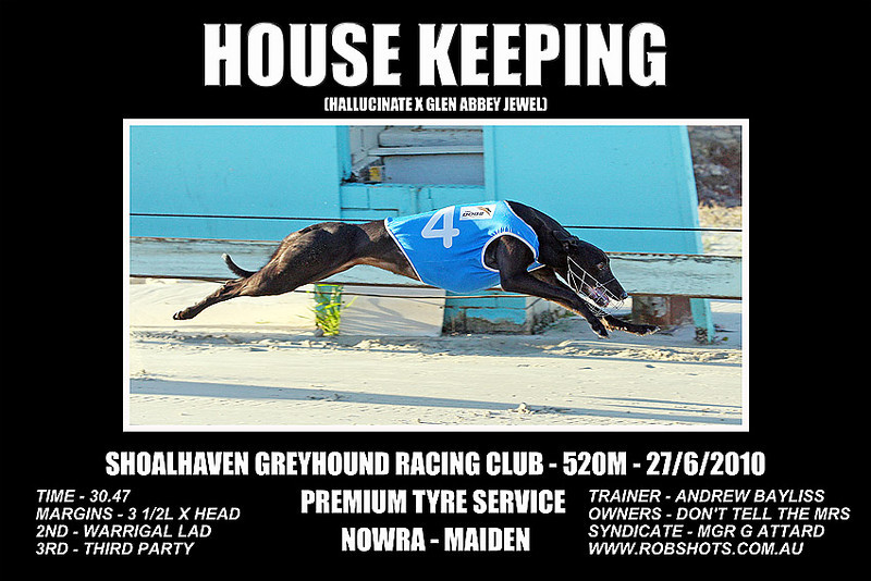 Nowra_270610_Race01_House_Keeping