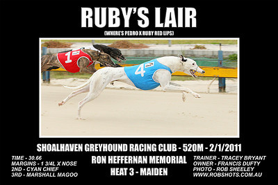 Nowra_020112_Race09_Ruby's_Lair