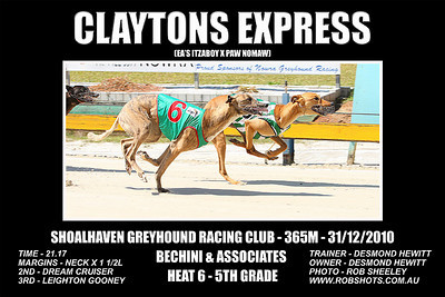 Nowra_311210_Race10_Claytons_Express