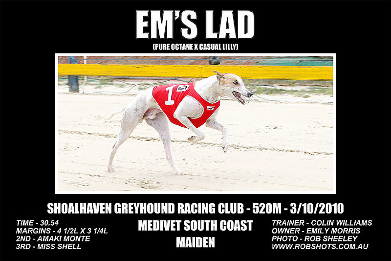 Nowra_031010_Race04_Ems_Lad