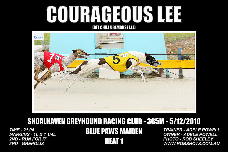 Nowra_051210_Race01_Courageous_Lee
