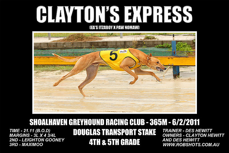 Nowra_060211_Race05_Claytons_Express