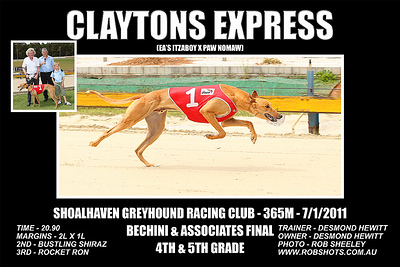 Nowra_070111_Race07_Claytons_Express