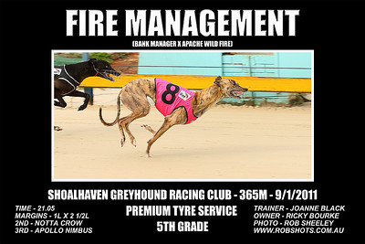 Nowra_090111_Race10_Fire_Management