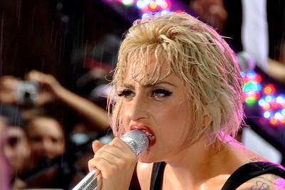 Lady Gaga== LADY GAGA Performing Live at NBC's TODAY Show Summer Concert Series== Rockefeller Center, NYC== July 9, 2010== © Patrick McMullan Company== Photo- Lukas Greyson / Patrick McMullan.com== ==