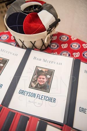 Greyson's Bar Mitzvah