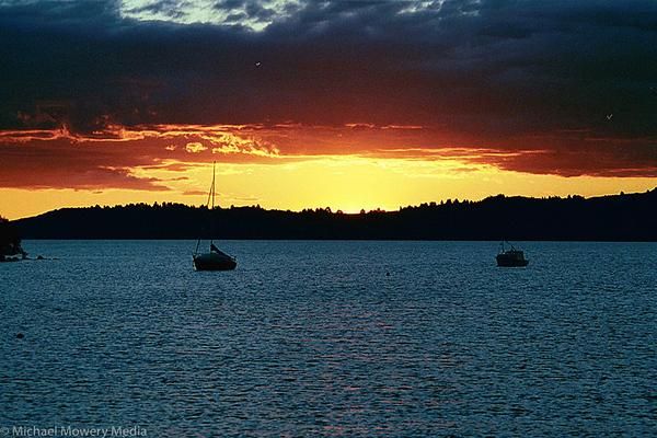 Lake Taupo: