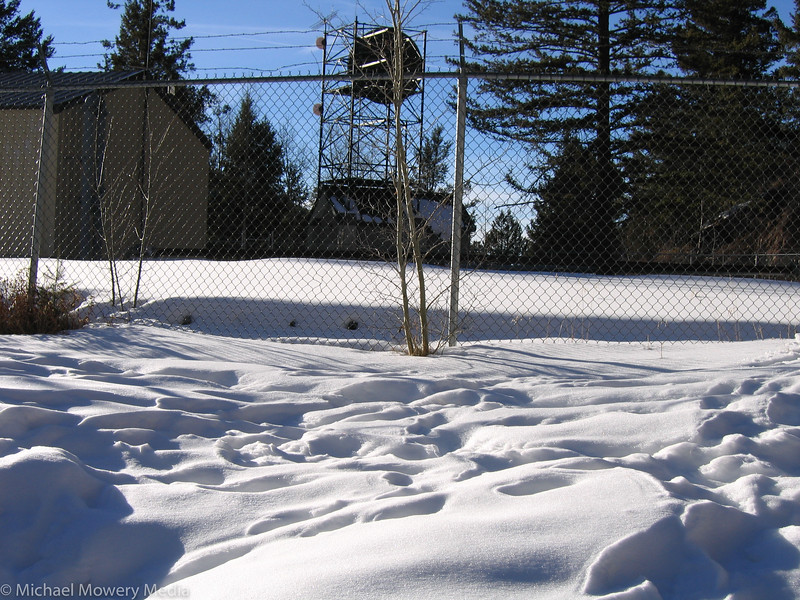 Water Storage Tank for Telluride