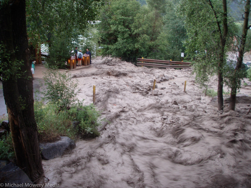 Cornet Creek Flood