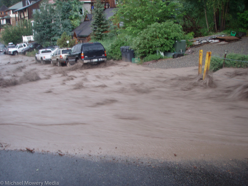 Cornet Creek Flood