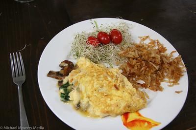 Mary Dawn Birthday Breakfast