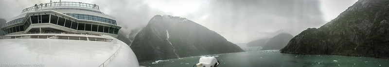 Alaska Cruise: Tracy Arm and Sawyer Glacier