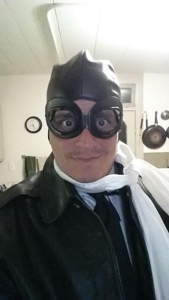 Halloween Aviator