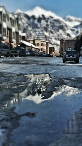 Telluride Essence - Reflection and History