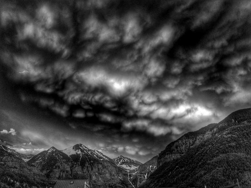 Telluride Essence - Drama and the big picture