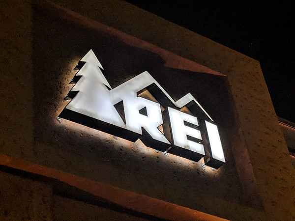 did I make my final trip to REi before my trip?  Possibly.