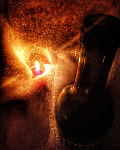 #bubbles #melted by #candle while taking #bubblebath and #drinking #wine #photooftheday #day8