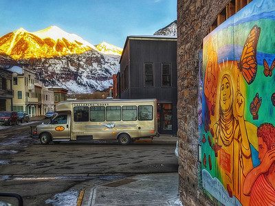 #ajax #goose #mural #telluride #photooftheday #day45