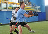 2 July 2016 at Toryglen, Glasgow.<br /> The Wilson Bowl Flag Football tournament