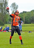Glasgow Tigers v Dundee Hurricanes, a BAFANL Division 2 match played at Lochinch on 17 June 2012.