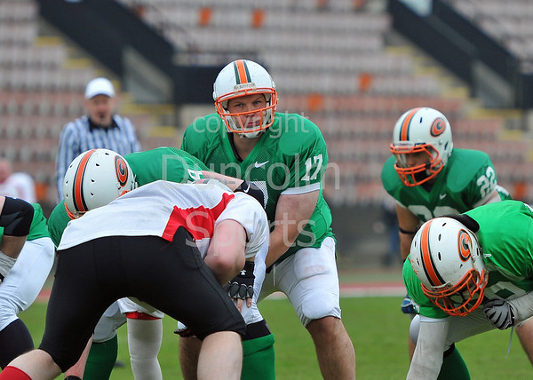 Edinburgh Wolves v Gateshead Senators. 19 May 2013 at Meadowbank