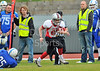 Edinburgh Wolves v Dundee Hurricanes. Meadowbank, 29 June 2013