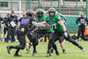 10 November 2019 at the University of Stirling. BUCS Premiership match - Stirling Clansmen v Leeds Beckett Uni