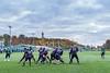10 November 2019 at the University of Stirling. BUCS Premiership match - Stirling Clansmen v Leeds Beckett Uni
