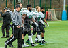 11 March 2018 at the University of Stirling. BUCS Premier Division play-off match - Stirling Clansmen v Swansea Titans