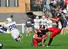 East Kilbride Pirates v London Blitz<br /> Premiership play off semi-final played at Hamilton RFC on 22 September 2013
