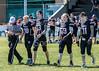 1 July 2018 at GHA Rugby Club, Glasgow. <br /> BAFA Premier Division match - East Kilbride Pirates v Tamworth Phoenix